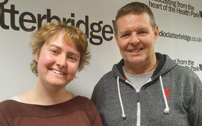 Clatterbridge Radio Interview with Steve Evans