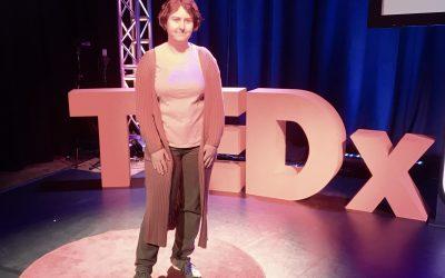 TEDxUoChester Talk